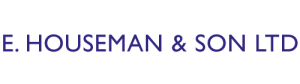 E Houseman & Son Ltd